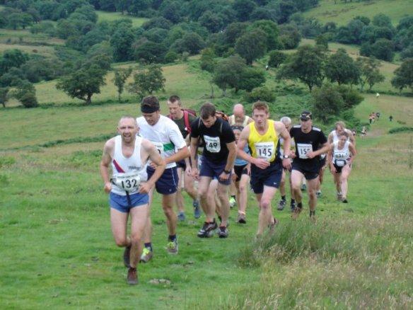 Uphill Running
